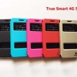 เคส True Smart 4G 5.0 ฝาพับโชว์เบอร์+รับสาย(ทรูสมาร์ท 4g 5.0)