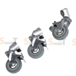 PH14 Dolly Brakes Heavy Universal Silver 22MM