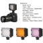 Continuous Lighting CN - 76 LED video light thumbnail 2
